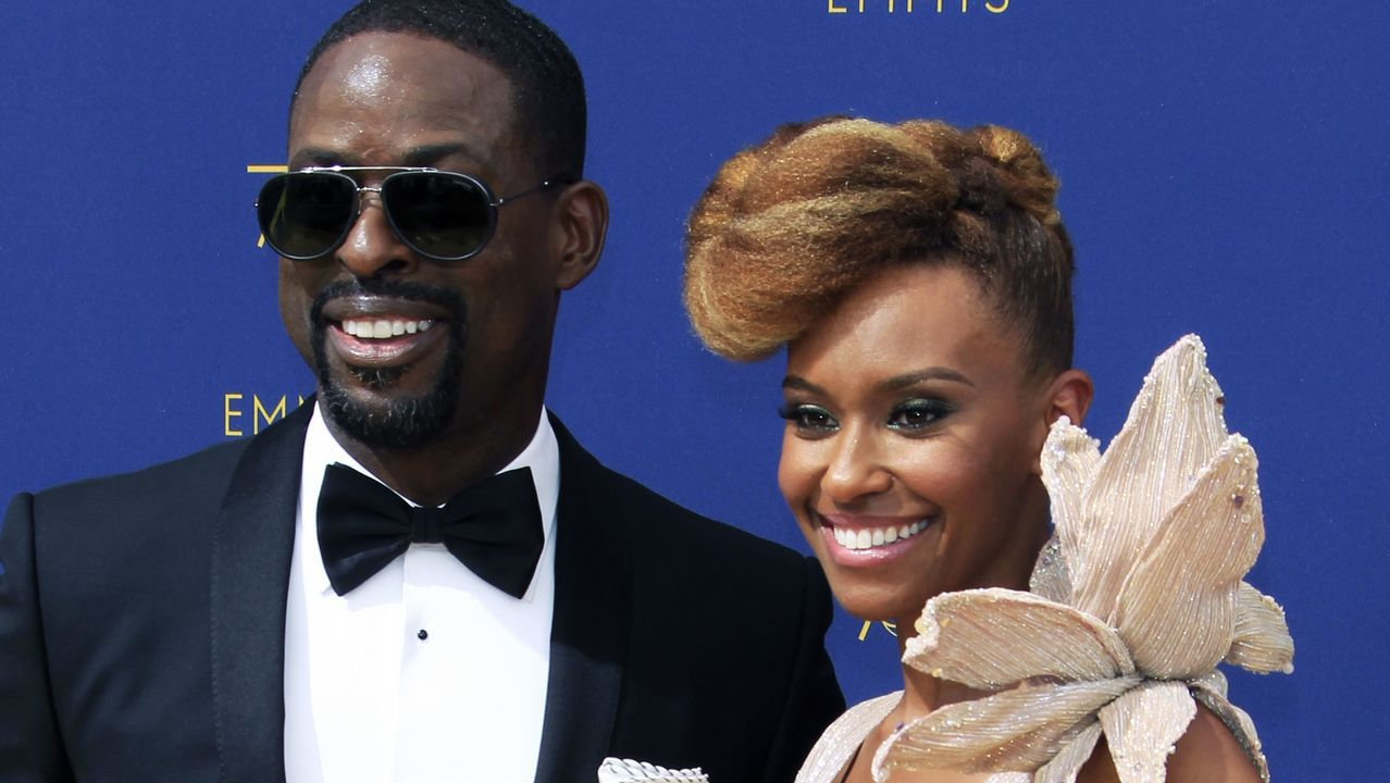 Emmy 2018: Sterling K. Brown y Ryan Michelle Bathe