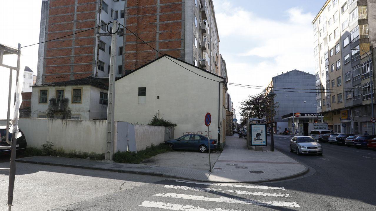 Térmica de la Pereda, Mieres, propiedad de Hunosa