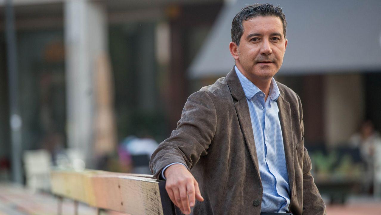 Iago Tabarés Pérez-Piñeiro, abogado y exdiputado