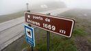 Puerto de Ancares, límite entre Lugo y León y que el Ayuntamiento de Candín considera que es leonés, aunque el IGN certifició que es gallego