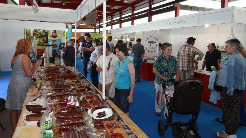 Inauguración de las XornadasTécnicas de Expomar.Dirigentes de la pesca se reunirán en Absa el próximo día 13.
