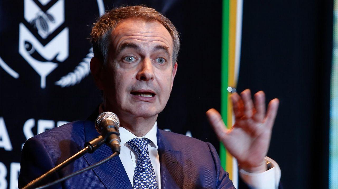 PP y PSOE suben el tono de sus acusaciones.Zapatero y Maduro mantuvieron un encuentro en Caracas
