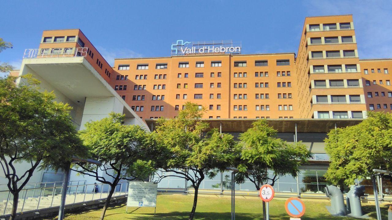 ¡Así se vivió la última asamblea de la Peña Barcelonista do Barbanza!.El bebé de dos meses estuvo ingresado en el hospital Vall d'Hebron de Barcelona