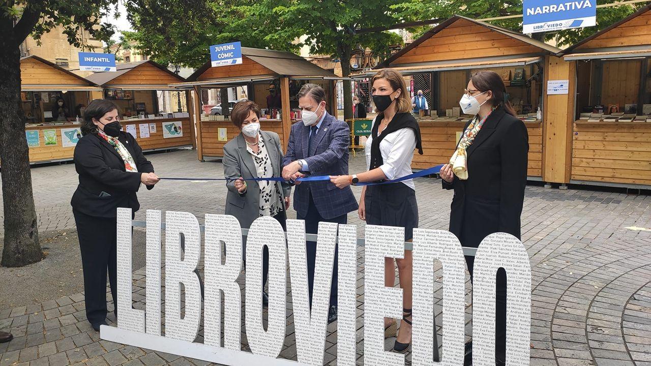 Inauguración de LibrOviedo
