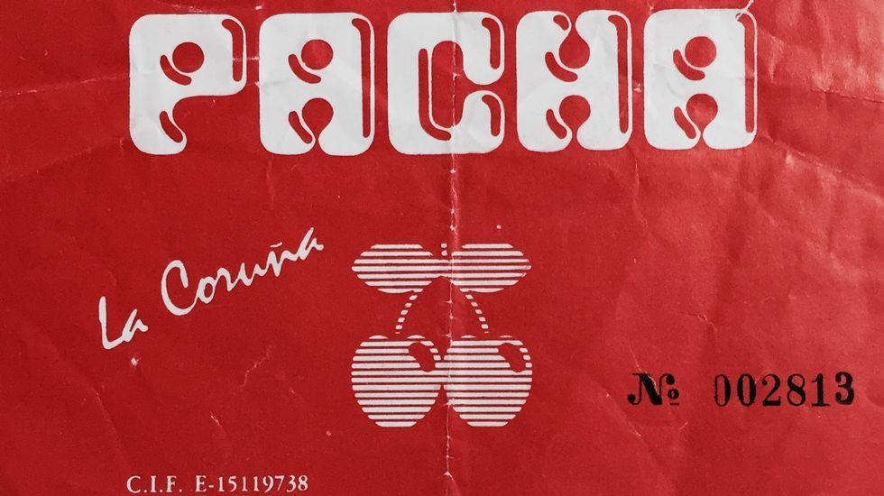 Así eran las entradas y los logotipos de las discotecas coruñesas.Los terrenos en cuestión solo pueden dedicarse a equipamientos o a industrias.