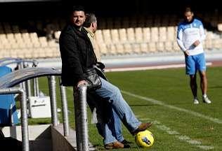 Viqueira afronta su segunda temporada como director deportivo del Xerez.
