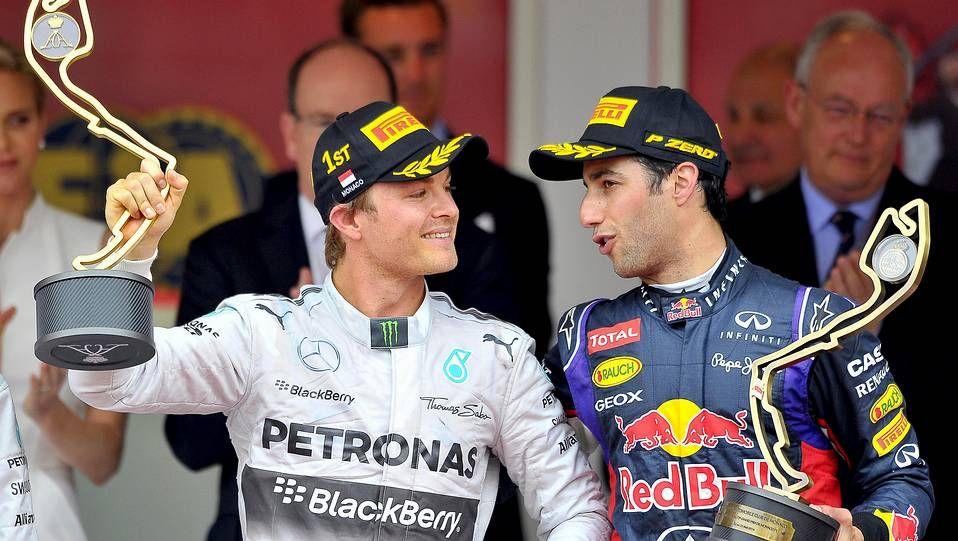 El Gran Premio de Mónaco, en fotos