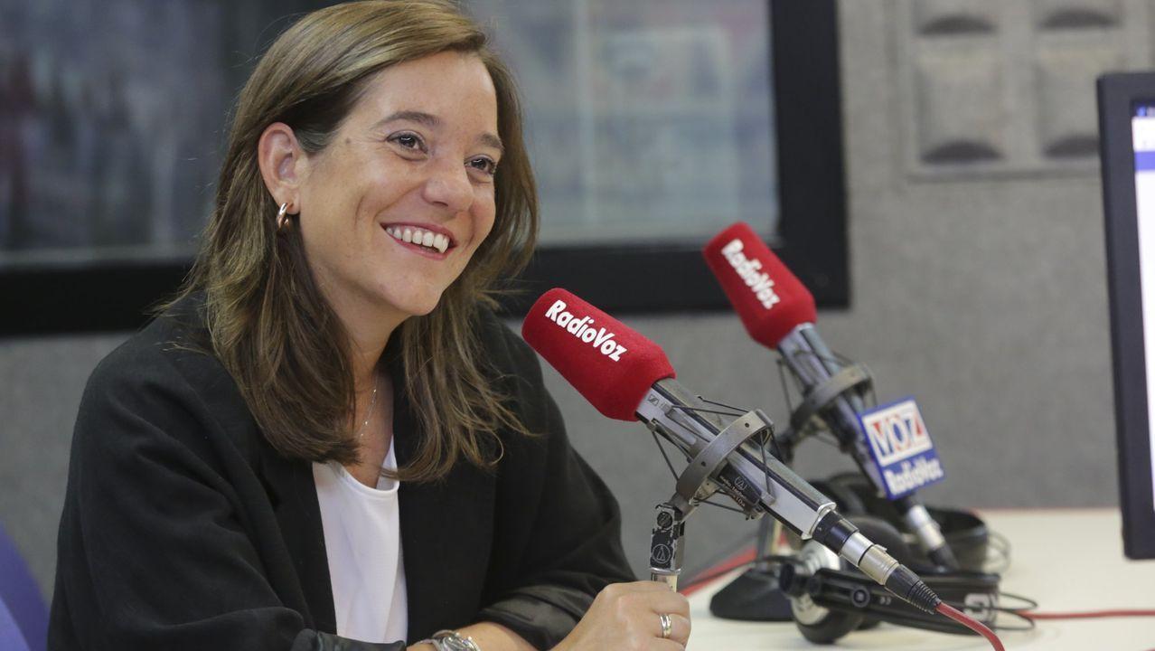 Inés Rey. Alcaldesa de A Coruña (PSOE) Declara 9.420,78 euros en dos cuentas corrientes y un plan de ahorro. Además de una vivienda y un turismo Volvo del 2013 de segunda mano en gananciales.