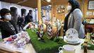 El Mercado de Nadal de San Marcos es una de las alternativas para estos días