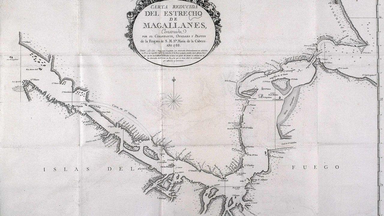 Pirotecnia polémica en Sídney por los incendios.El estrecho de Magallanes en un mapa de 1520