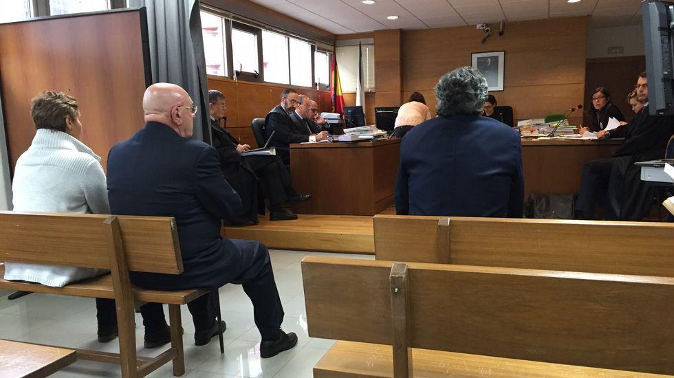 Habla Peñas, el delator de la Gürtel. El exconcejal del PP en Majadahonda José Luis Peñas (i), conocido como el delator de la Gürtel