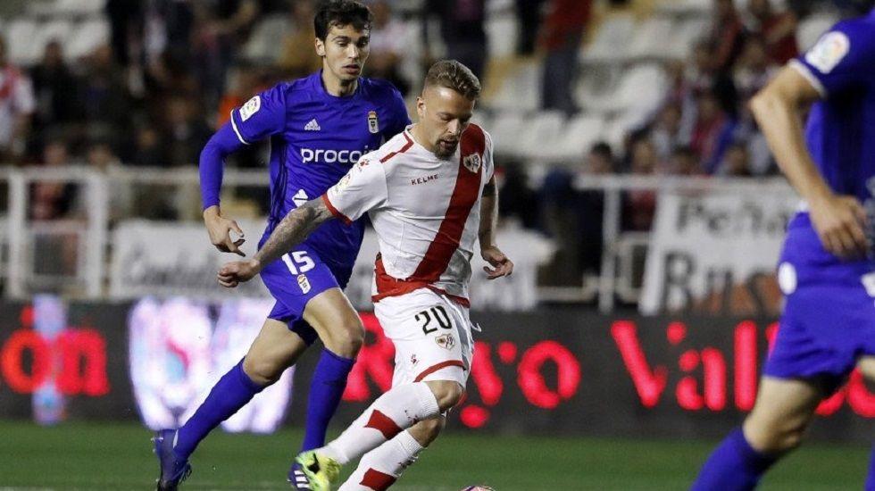 Michu Real Oviedo Nastic Carlos Tartiere.UNA ACCIÓN DEL RAYO - REAL OVIEDO