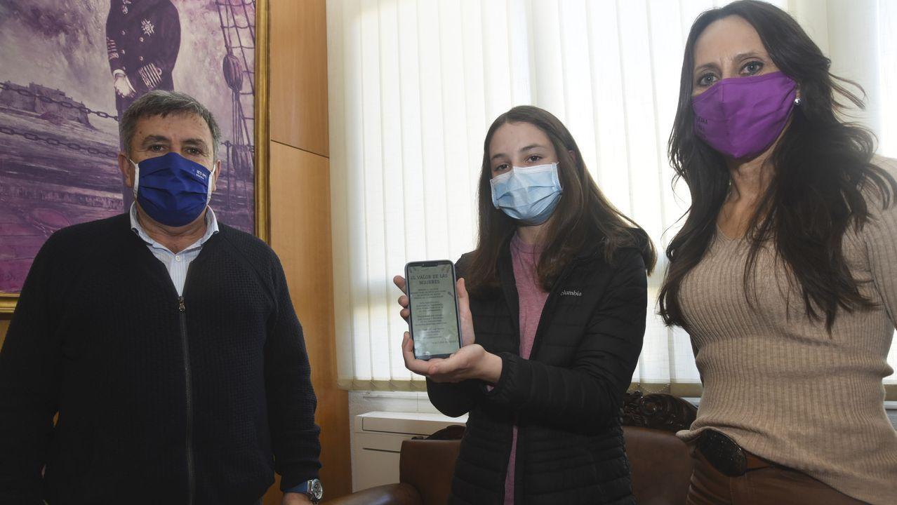 Imagen de archivo de los juzgados de Lugo, donde está programado el juicio