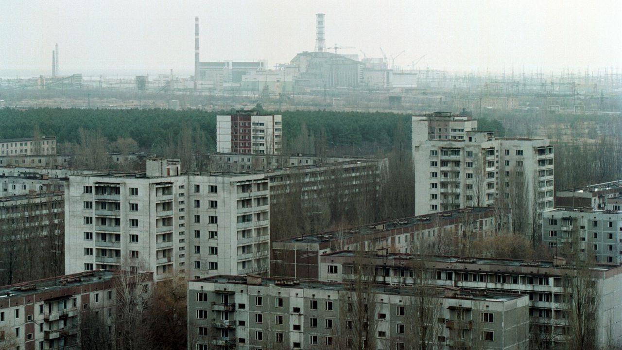 Imagen de Chernóbil