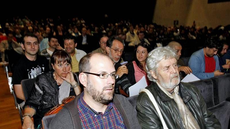Beira y Noriega, en la asamblea