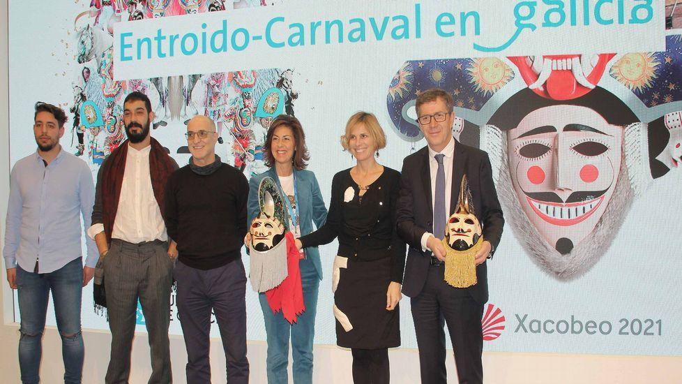 Las imágenes de la inauguración de la Mostra do Encaixe