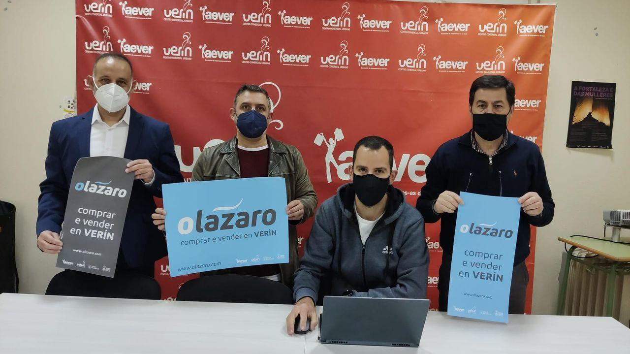 Vuelve la actividad a la «raia».Abren cinco nuevas farmacias en Ourense
