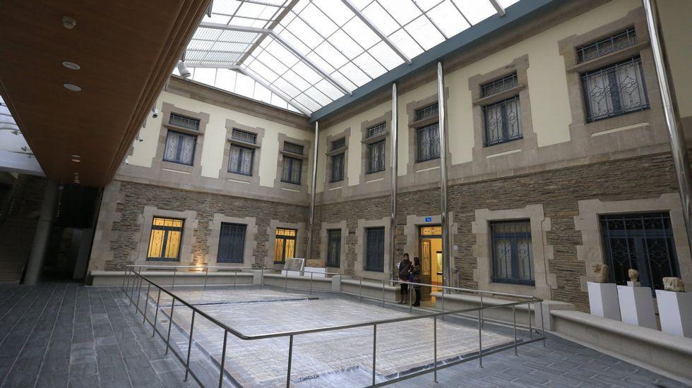 El museo del pazo de Tor en Imágenes