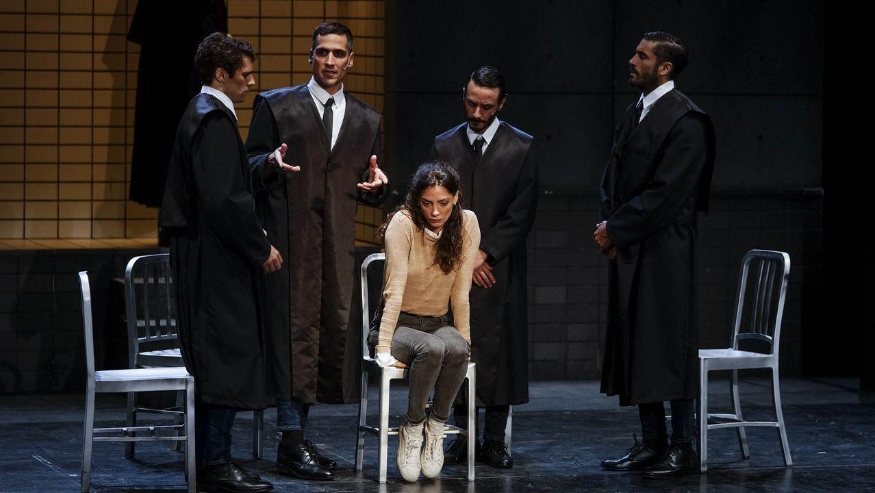 Kamikaze Teatro cerró la MIT con  Jauría