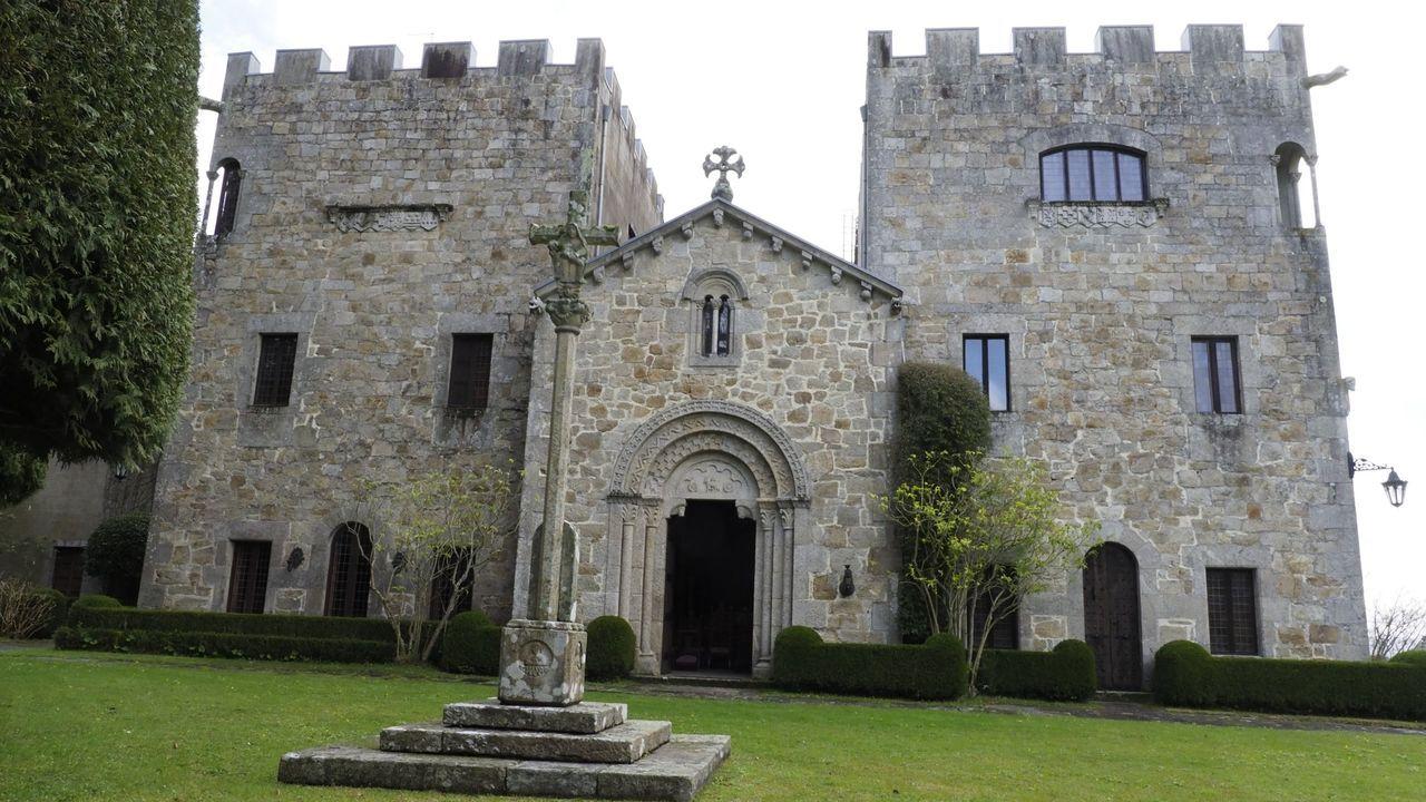 Residencia Ballesol de Oleiros