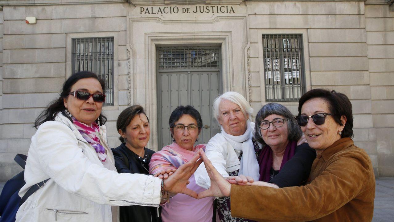 Neus Roig, en la Semana Negra de Gijón