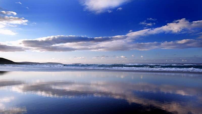 Playa de Razo (Carballo)