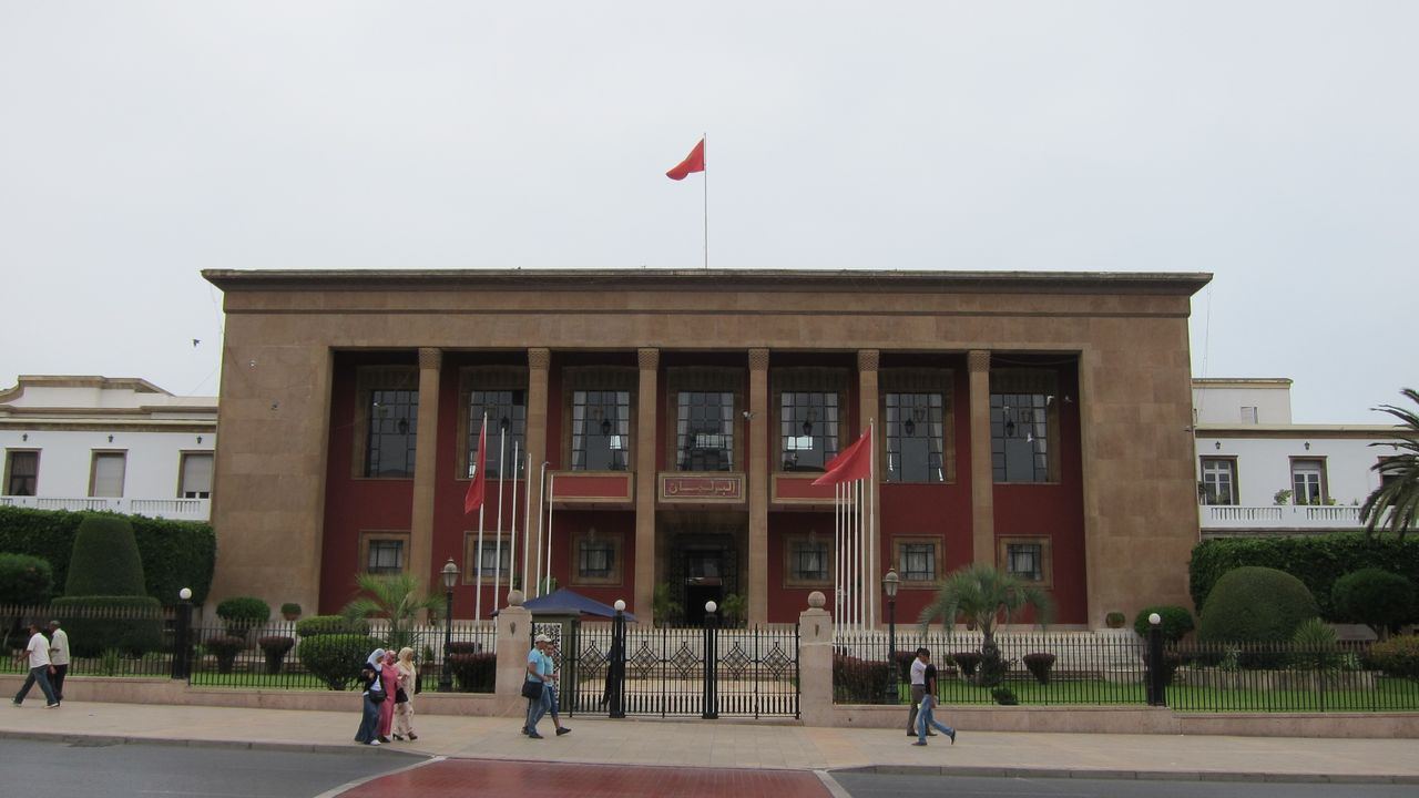 Parlamento de Marruecos