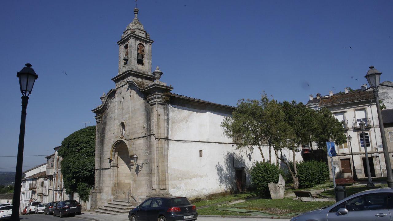 Iglesia del Carmen, en Lugo