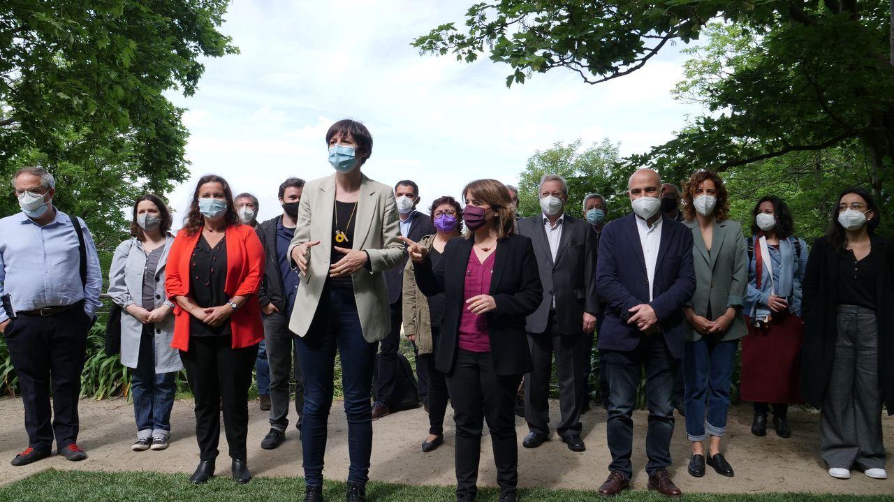 Encuentro de representantes del Bloque y el Bloco este lunes en Oporto