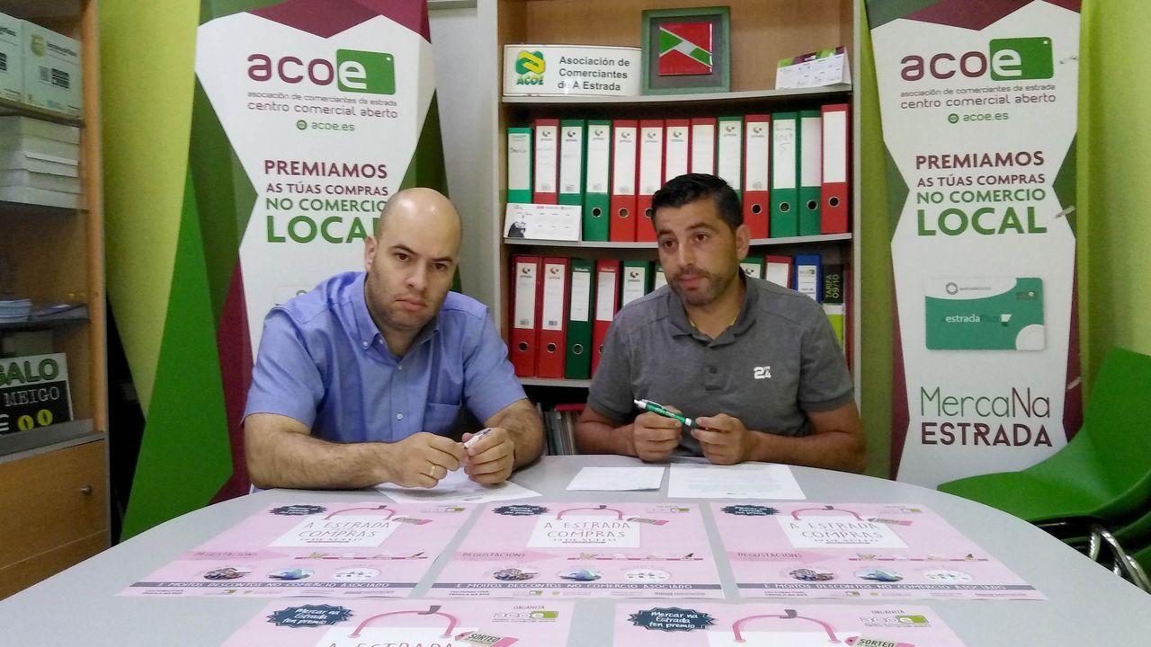 CON LA INFORMÁTICA DE SUÍZA A OLEIROS - Diego Louzán es uno de los gallegos que ha aprovechado la ayuda para emprendedores retornados para impulsar su nueva oportunidad laboral en Galicia, tras darse de alta como autónomo
