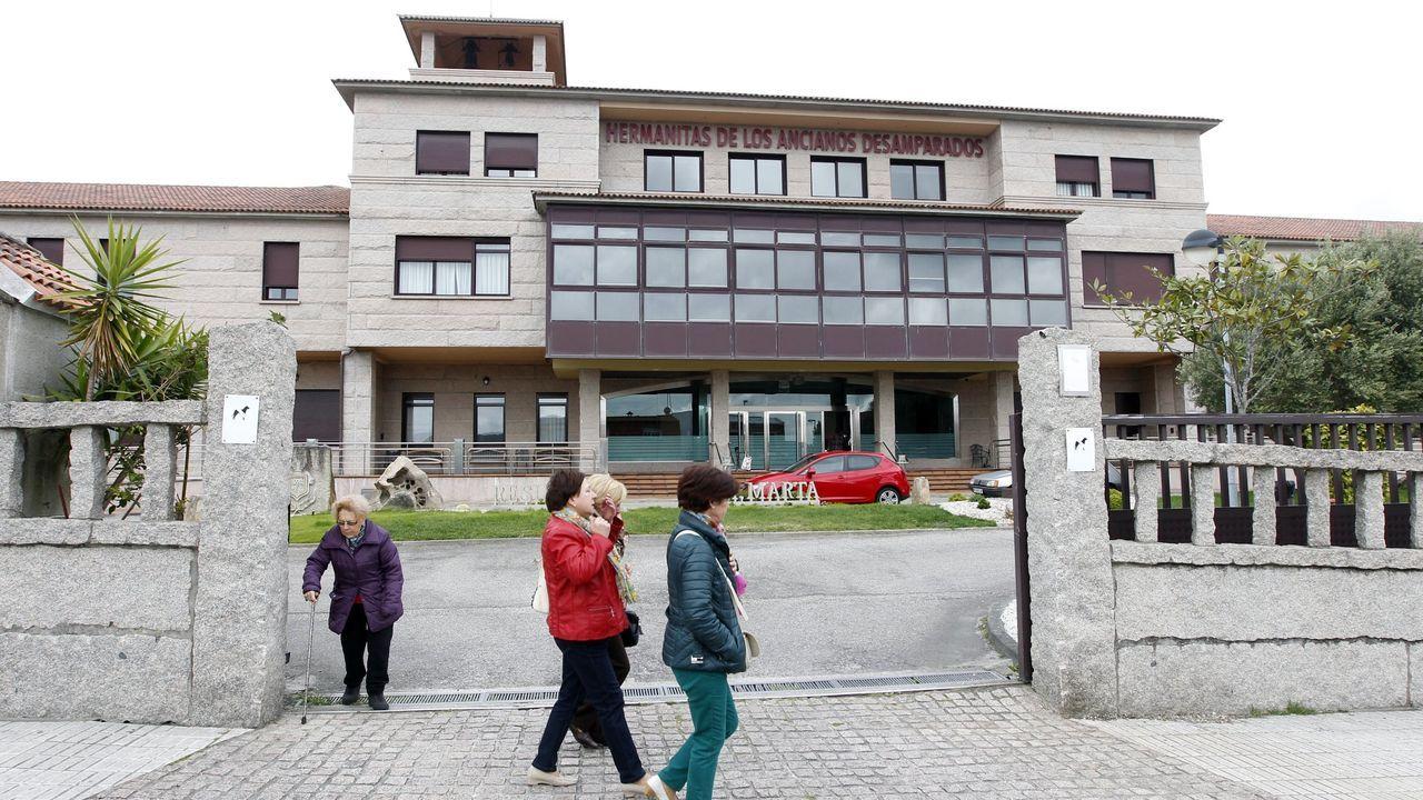 Imagen de archivo de un colegio