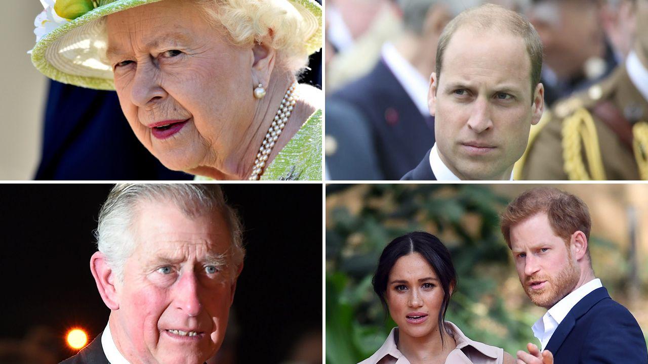 Isabel II convoca una reunión familiar urgente para este lunes