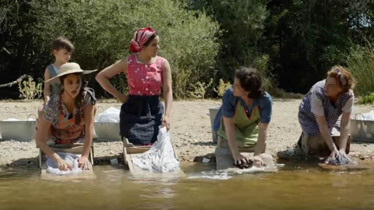 «Dolor y gloria» -Tráiler.Penelope Cruz