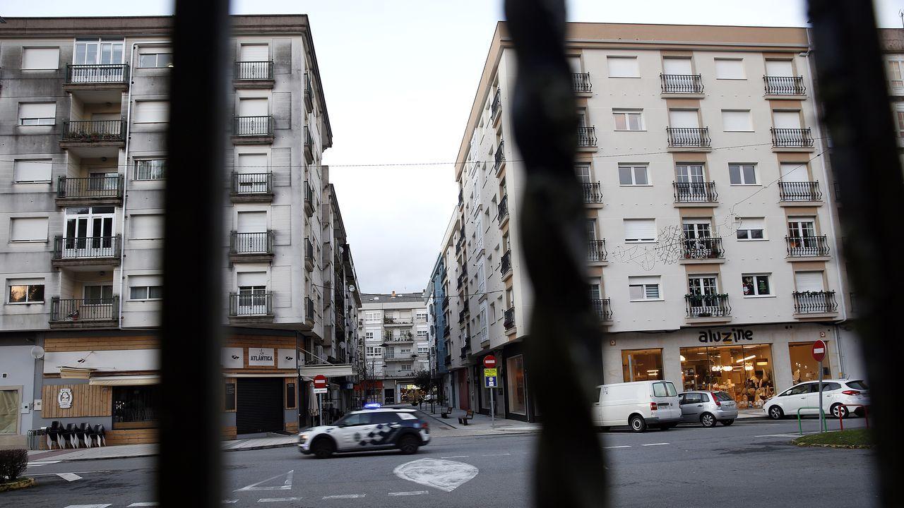 Boiro fue el primer concello con cierre perimetral y en la última semana ha reducido el número de positivos en cerca de sesenta