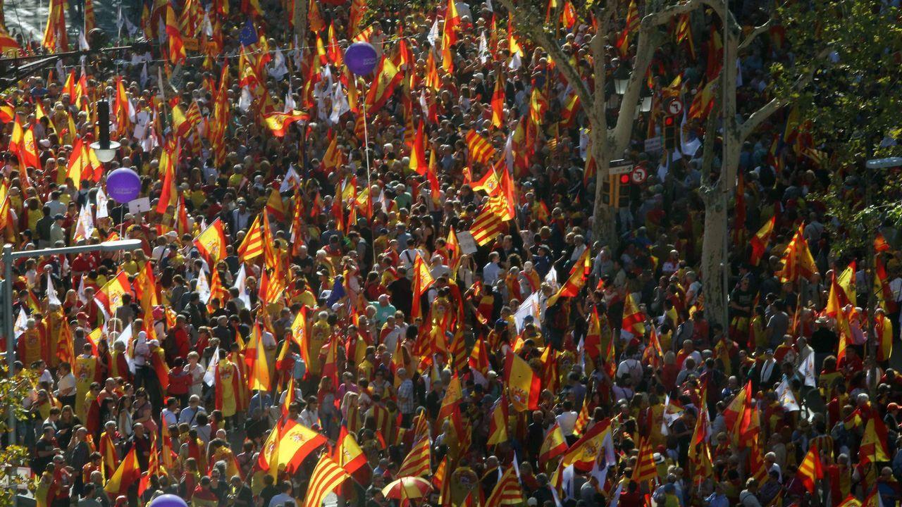 Xavier García Albiol, candidato del Partido Popular en Cataluña
