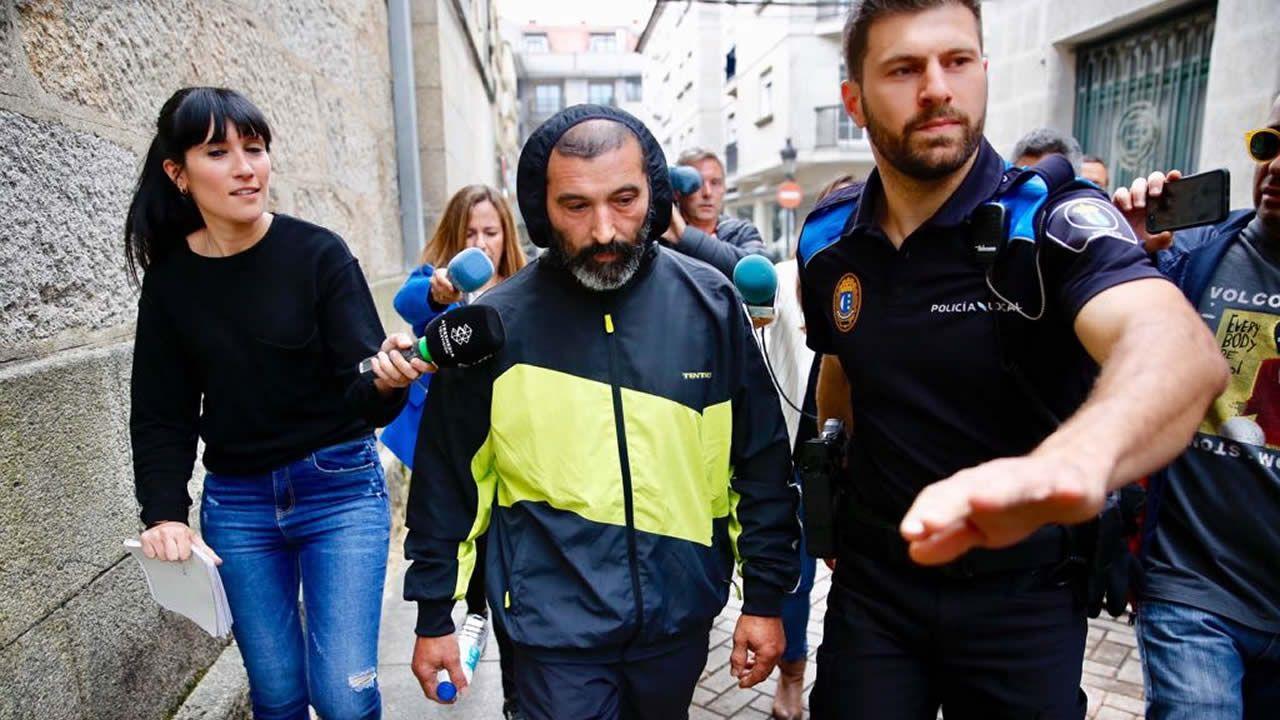 Pasa a disposición judicial el único arrestado por la explosión pirotécnica de Tui