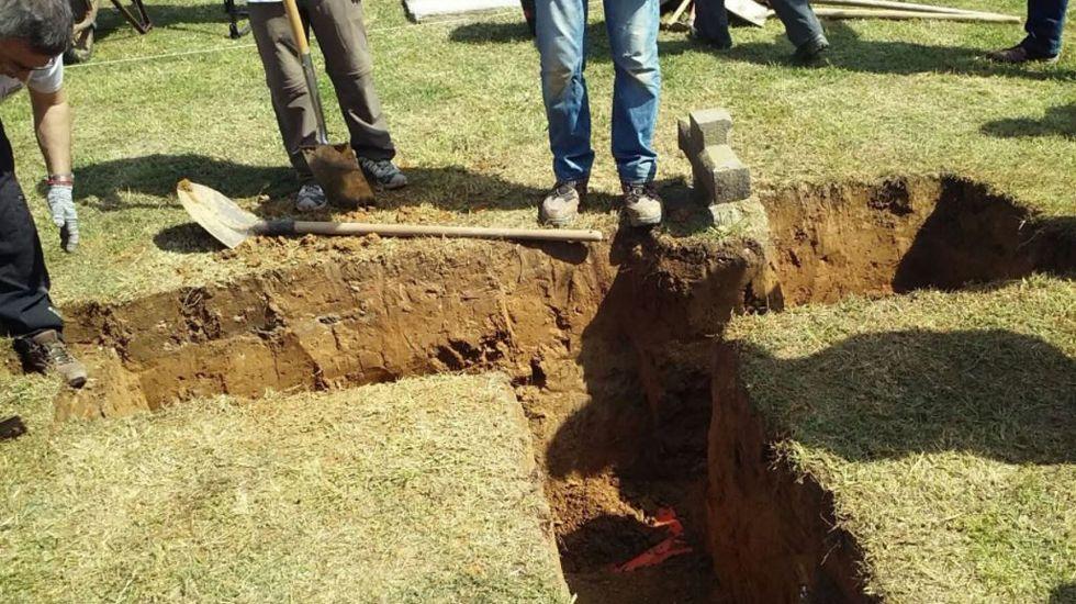 Excavación en Bañugues