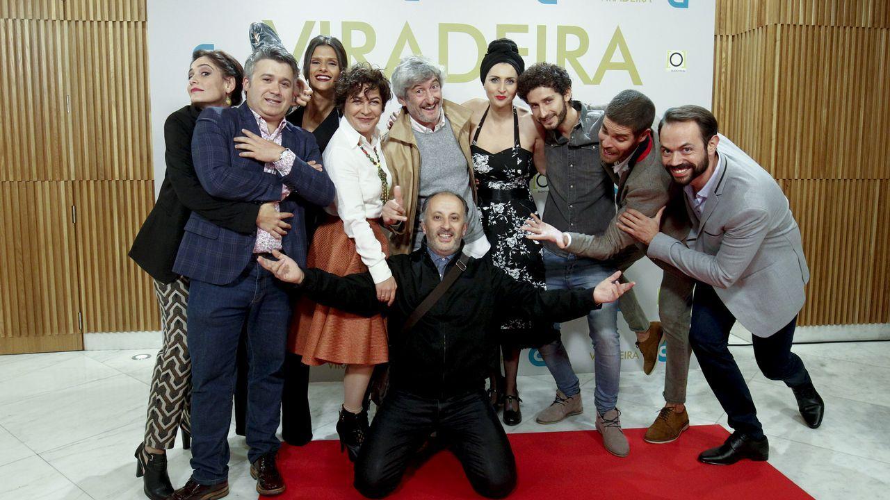 <span lang= gl >Os segredos de «Viradeira», a nova serie da TVG</span>
