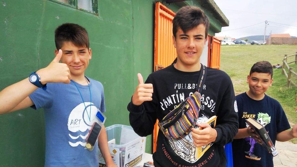¡Búscate en la Festa do Berberecho de Baldaio!.Simulacro de Naufragio en Laxe