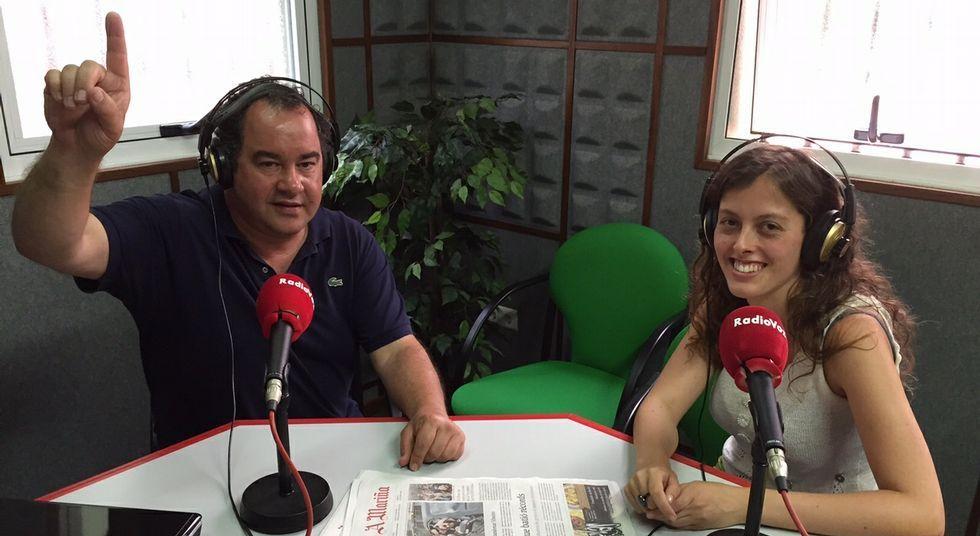 Radio Voz A Mariña emitirá en directo desde las fiestas de As San Lucas.
