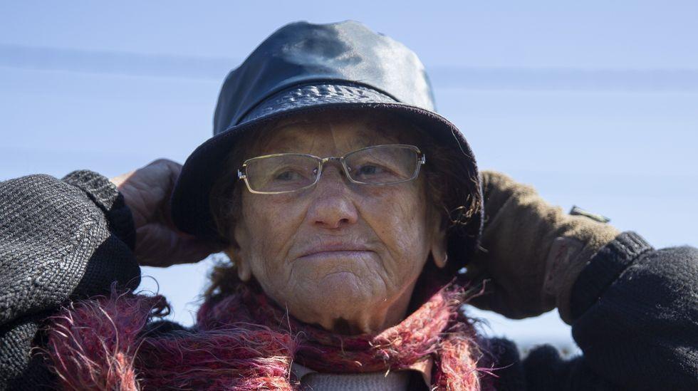 Cinco centenarios del entorno de Santiago cuentan su vida en la pandemia del covid.La desescalada de la tercera ola del covid ha propiciado una bajada del paro en el área de Santiago con respecto al mes anterior