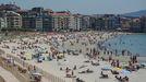 Domingo de playa en las rías de Arousa y Pontevedra