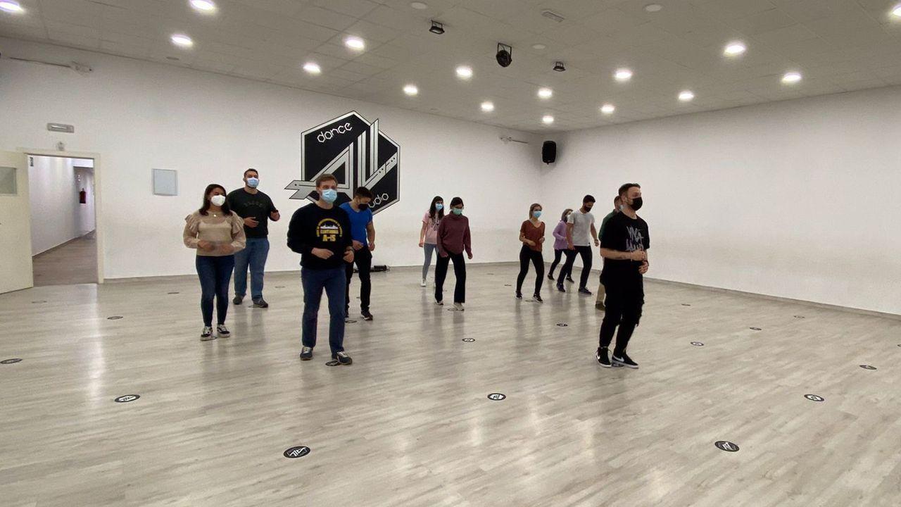 Los alumnos del Luis Vives celebraron el Día del Deporte Escolar