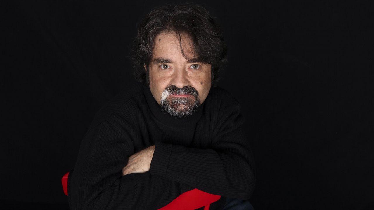 Juan Casamayor, editor de Páginas de Espuma