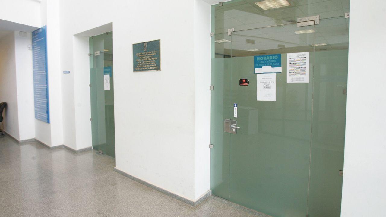 El Registro Civil de Lugo está en los edificios de los Juzgados