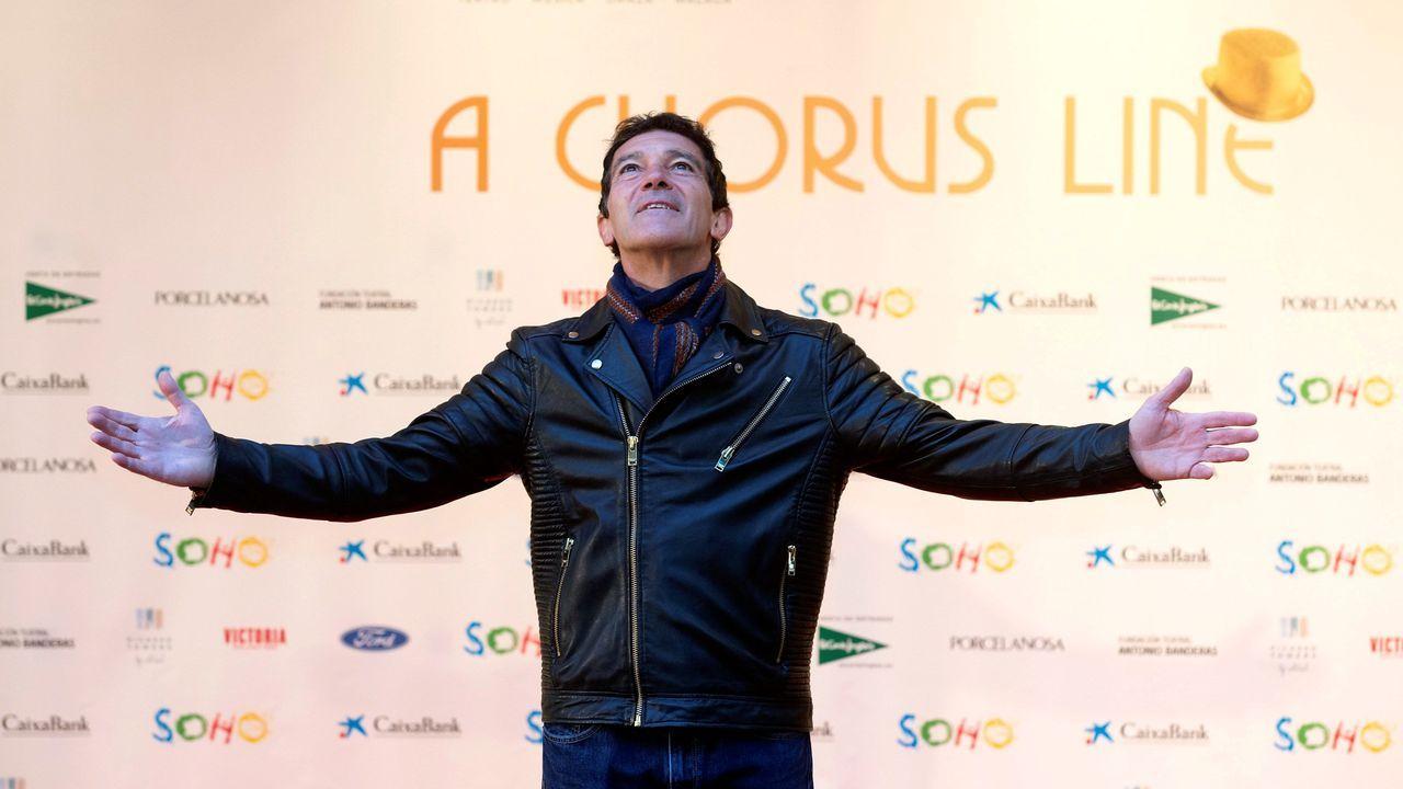 Antonio Banderas afirma que ha cumplido su sueño