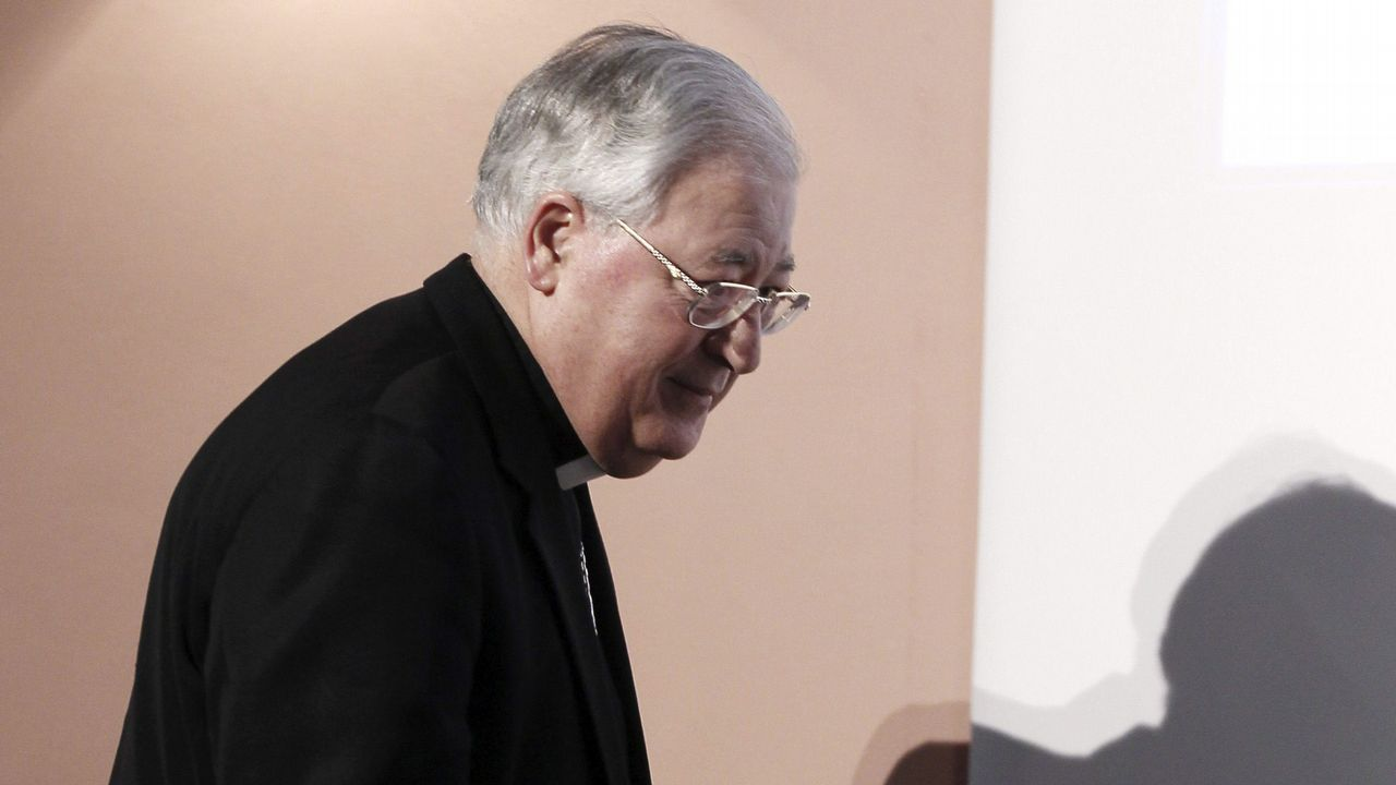 El obispo de Alcalá de Henare, Juan Antonio Reig Pla.