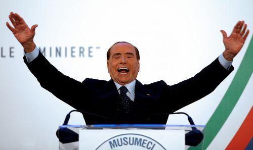 El bisnieto del «duce», Cayo Julio Césa Mussolini, no logró el ansiado escaño en la Eurocámara