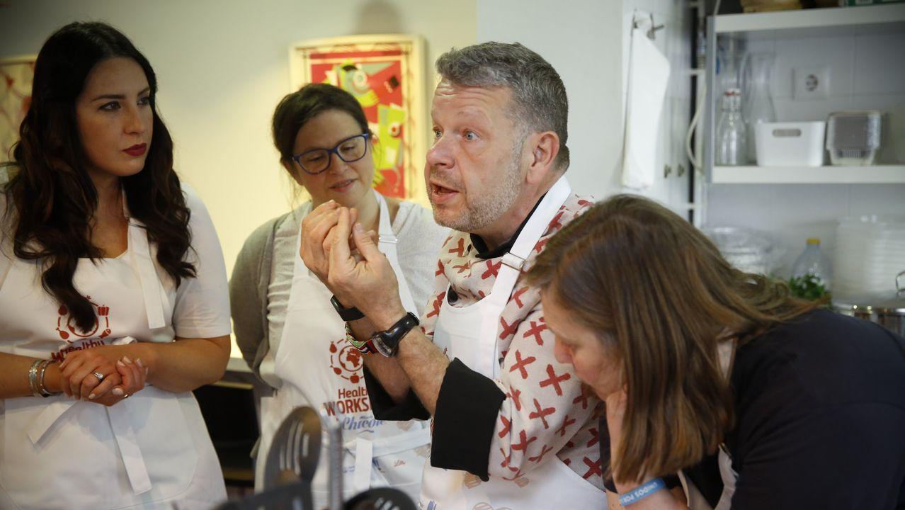 «No sé por qué hay tanto irresponsable con la comida».Alberto Chicote necesita la ayuda de la policía en uno de sus últimos programas