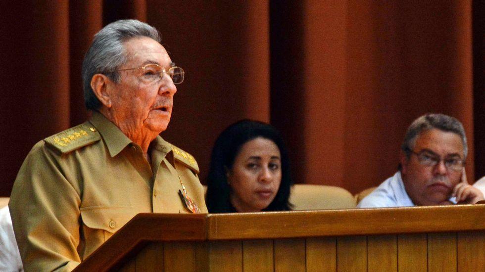 Raúl Castro, el pasado 1 de junio